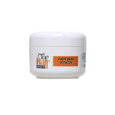 Matuschka Hair Wachs Kokos 100ml - Pevný vosk v kelímku