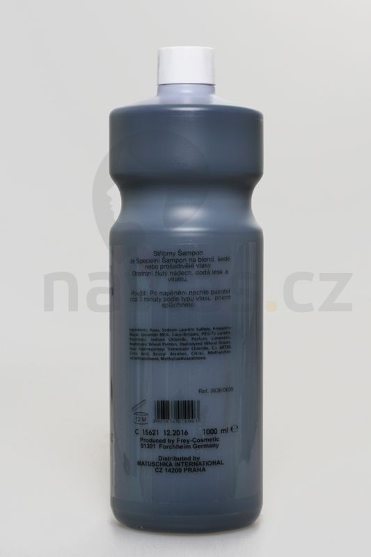 498781abda8 ... Matuschka Silber Glanz Shampoo 1000ml - Šampon k odstranění žlutého  nádechu z vlasů