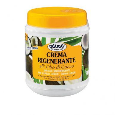 Milmil Balsamo Crema Rigenerante Kokos 1000ml