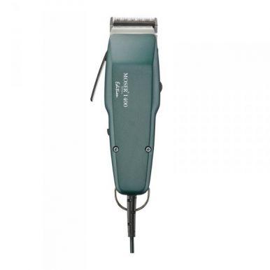 Moser Edition 1400-0056 Zelený - Profesionální strojek na vlasy