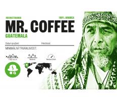Mr. Coffee Guatemala SHB Huehuetenango 250g
