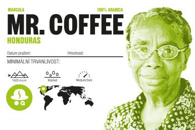 Mr. Coffee Honduras Marcala 1000g