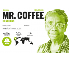 Mr. Coffee Honduras Marcala 250g