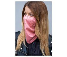 NanoSPACE Antivirový Šátek - Růžový