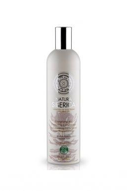 Natura Siberica - Energizující kondicionér pro poškozené vlasy 400ml