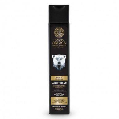 Natura Siberica - Osvěžující sprchový gel Bílý medvěd 250ml
