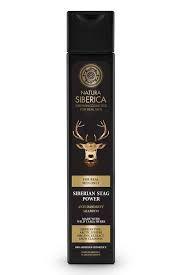 Natura Siberica - Pánský šampon proti lupům Sibiřský jelen 250ml