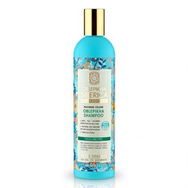 Natura Siberica - Rakytníkový šampon pro všechny typy vlasů 400ml