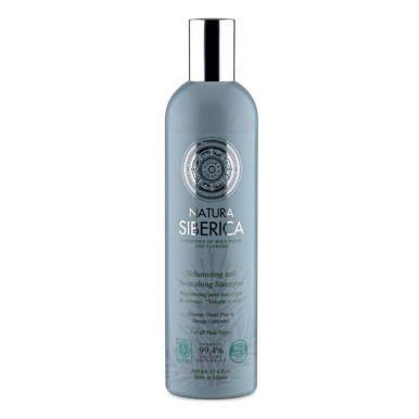 Natura Siberica - Šampon objem a výživa pro všechny typy vlasů 400ml VYŘAZENO
