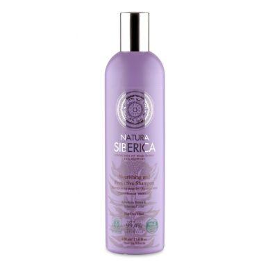 Natura Siberica - Šampon výživa a ochrana pro suché vlasy 400ml