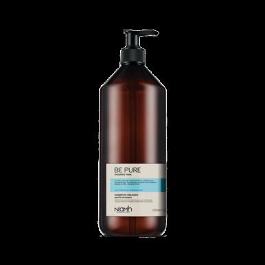 Niamh Be Pure Gentle Shampoo 1000ml - Šampon pro každodenní mytí