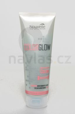 Nouvelle Color Glow Maintenance Mask 250ml - Pečující maska pro barvené vlasy
