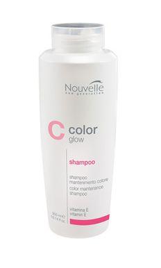 Nouvelle Color Glow True Blonde Shampoo 200ml - Šampon pro blond vlasy