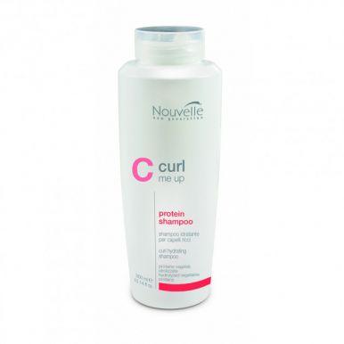 Nouvelle Curl Me Up Protein Shampoo 300ml - Proteinový šampon