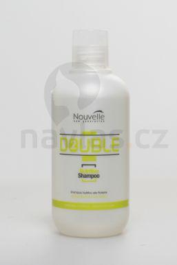 Nouvelle Double Effect Nutritive Shampoo 300ml - Pečující šampon s keratinem