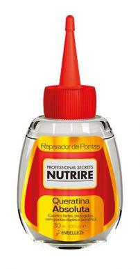Novex Absolut Keratin Tips Fixer 30ml - Fluid na roztřepené konečky