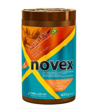 Novex Argan Oil Deep Treatment Conditioner 400ml - Maska s obsahem arganového oleje