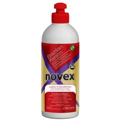 Novex Brazilian Keratin Leave-in Conditioner 300g - Bezoplachový kondicionér