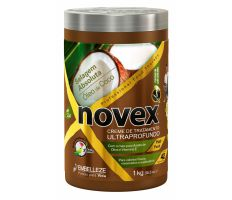 Novex Coconut Oil Deep Treatment Conditioner 1000ml - Maska s obsahem kokosového oleje