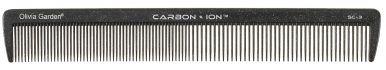 Olivia Garden CARBON + ION SC3 - Karbonový hřeben
