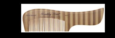 Olivia Garden Eco-Friendly Bamboo HHC2 - Hřeben na vlasy