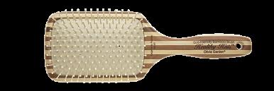 Olivia Garden Healthy Hair Ionic Padle Brush P7 - Kartáč na vlasy