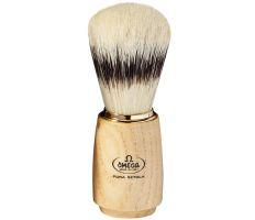 Omega Štětka na holení - z palisandrového dřeva s jezevčí štětinou