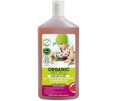 Organic People All Types Floor Cleaning Eco Gel 500ml - Čistící gel na všechny typy podlah