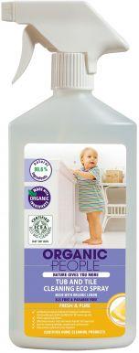 Organic People Eco Tub and Tile Cleaning Spray 500ml - Čistič na vanu a dlaždice