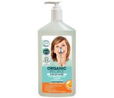 Organic People Eco Washing-up Liquid 500ml - Mycí prostředek pomeranč
