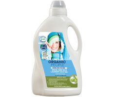 Organic People Wool and Silk Laundry Eco Gel 1500ml - Ekologický prací gel
