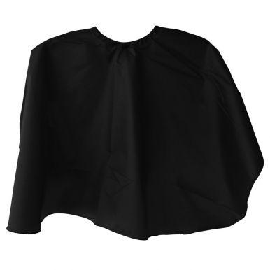 Pláštěnka česací krátká - černá