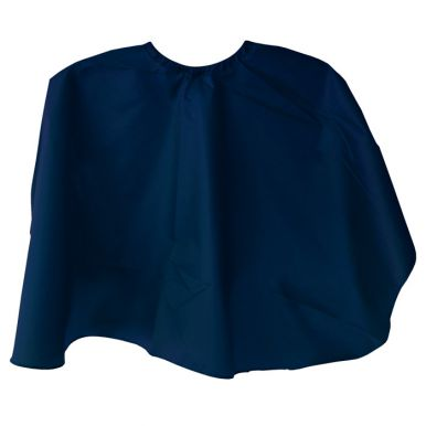 Pláštěnka česací krátká - modrá