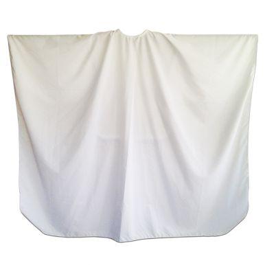Pláštěnka stříhací Matrix - bílá