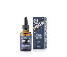 Proraso Azur Lime Beard Oil 30ml - Olej na vousy