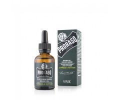 Proraso Cypress & Vetyver Beard Oil 30ml - Olej na vousy