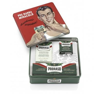Proraso Green Kit - Sada na holení