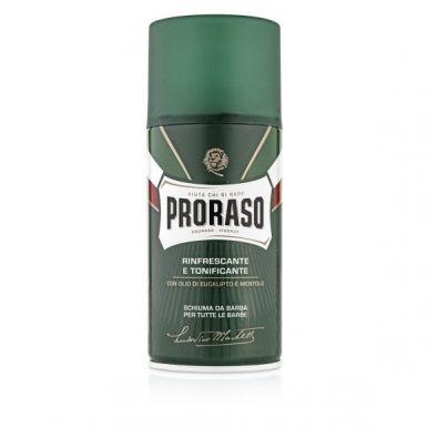 Proraso Green Shaving Foam 300ml - Pěna na holení