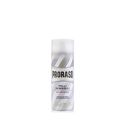 Proraso White Shaving Foam 50ml - Cestovní pěna na holení