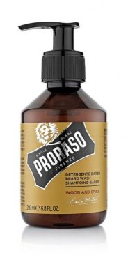 Proraso Wood and Spice Cleanser 200ml - Šampon na vousy