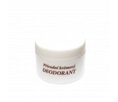 RaE Přírodní krémový deodorant exp. 09/2021 - Náhradní náplň Silver 15ml