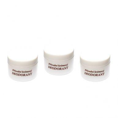 RaE Přírodní krémový deodorant - Náhradní náplň 15ml
