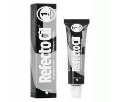 RefectoCil Barva na řasy a obočí č.1 černá 15ml