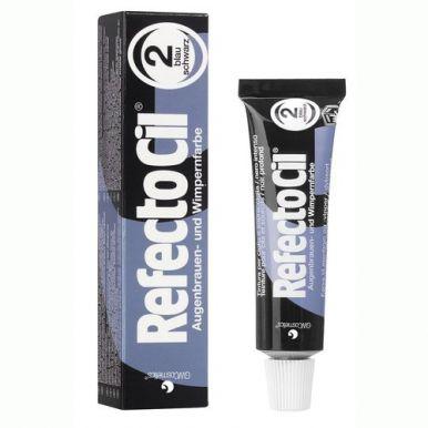 RefectoCil Barva na řasy a obočí č.2 modro-černá 15ml
