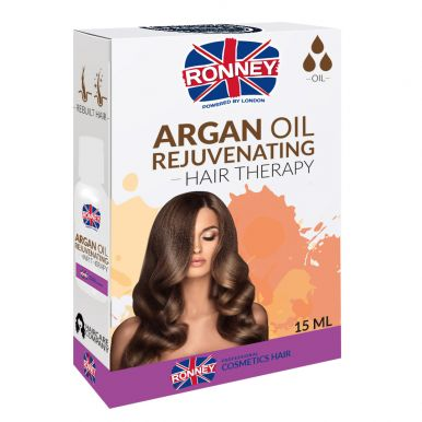 Ronney Professional Hair Oil Argan Oil Rejuvenating Effect