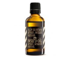 Sapunoteka Beard Oil 50ml - Olej na vousy
