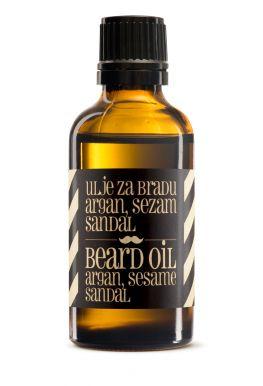 Sapunoteka Beard Oil 50ml - Olej na vousy
