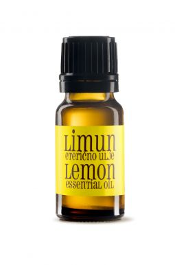 Sapunoteka Essential Oil 10ml Lemon