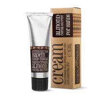 Sapunoteka Hands Cream Almond & Cocoa Butter 75ml - Hydratační krém na ruce mandle & kakao