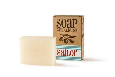 Sapunoteka Soap Sailor 75g - Mýdlo na tělo, pleť a vlasy
